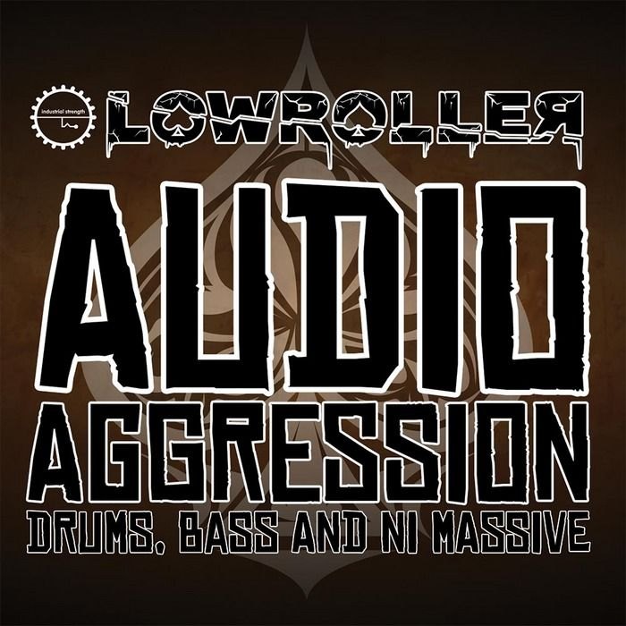 Industrial Strength Records Lowroller Audio Agression MULTiFORMAT-MAGNETRiXX