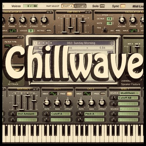 Sylenth Chillwave Preset Soundbank + Massive Super Saws