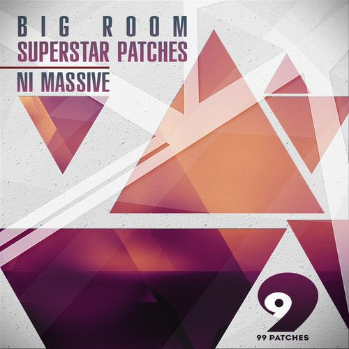 99 Patches Big Room Superstar Patches for Sylenth1 and NI Massive-MAGNETRiXX