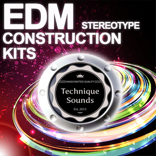 Technique Sounds StereoType Construction Kits WAV MiDi-MAGNETRiXX