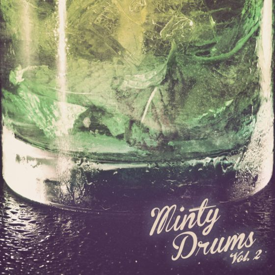 The Drum Broker Presents Minty Drums Vol. 2 WAV