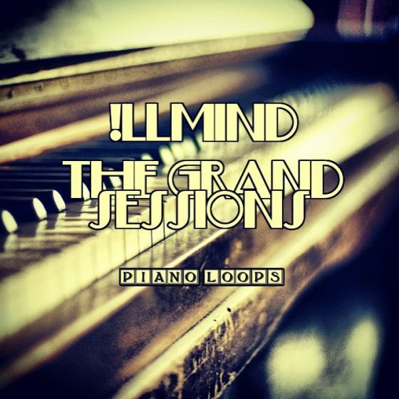 llmind Special Edition BLAP KIT  The Grand Sessions Piano Loops WAV