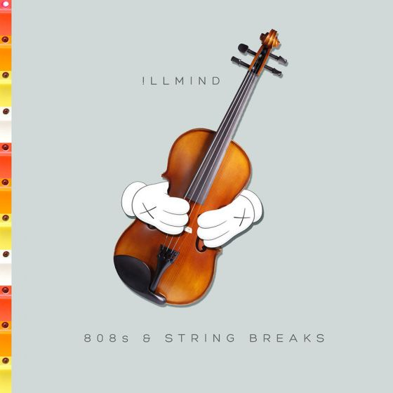 llmind Special Edition BLAP KIT 808s & STRING BREAKS WAV