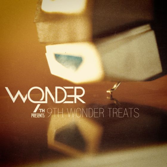 The Drum Sample Broker The Official 9th Wonder Drum Kit - 9th Wonder Treats WAV