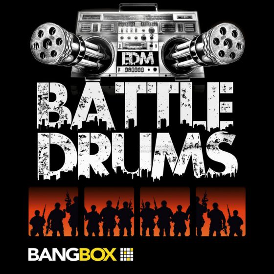 Bangbox EDM Battle Drums MULTiFORMAT-MAGNETRiXX