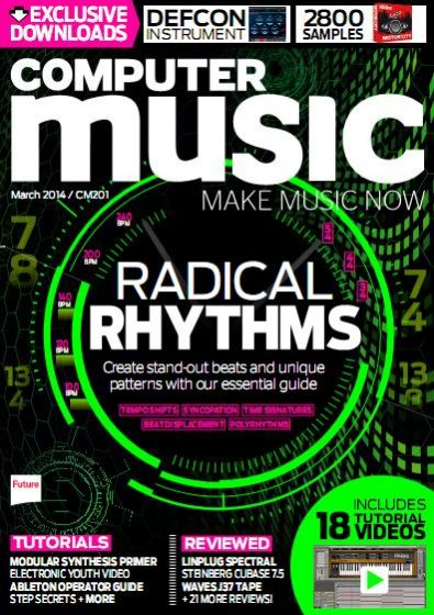 Computer Music Magazine March 2014