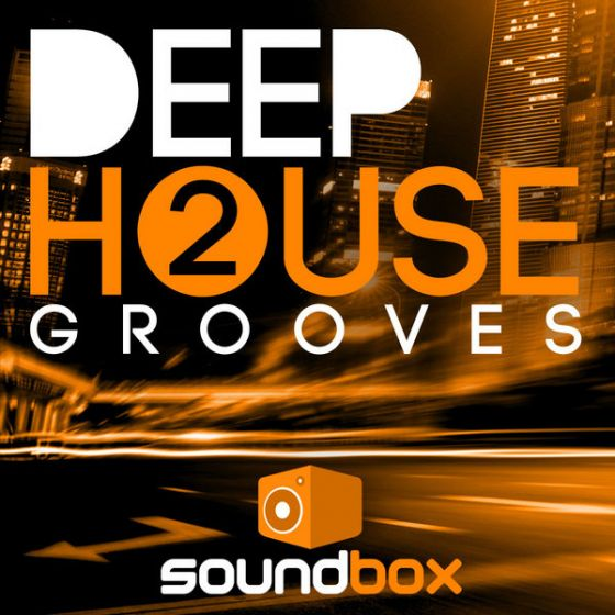 Soundbox Deep House Grooves 2 WAV MiDi-MAGNETRiXX
