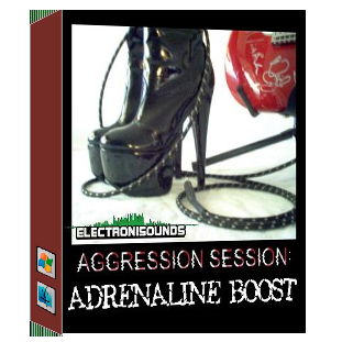 Electronisounds Aggression Session Adrenaline Boost WAV-DYNAMiCS