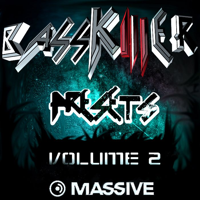 ADSR Sounds Bass Killer Vol.2 for Massive-MAGNETRiXX