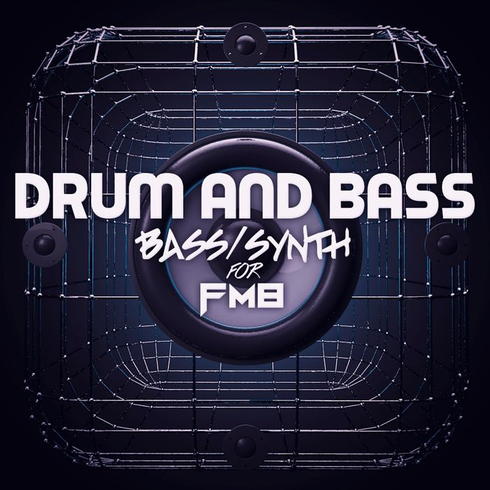 ADSR Sounds Drum and Bass FM8-MAGNETRiXX