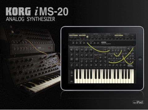 KORG INC KORG iMS20 v1 6 3 iPad-EMSPDA