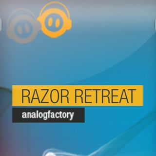Analog Factory Razor Retreat For Reaktor Razor-MAGNETRiXX
