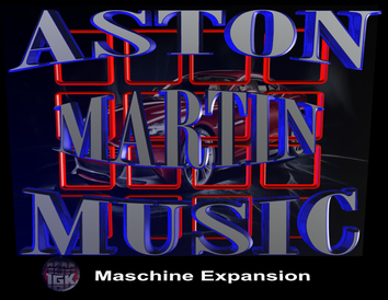 TheMaschineWarehouse Aston Martin Music Maschine Expansion-MAGNETRiXX