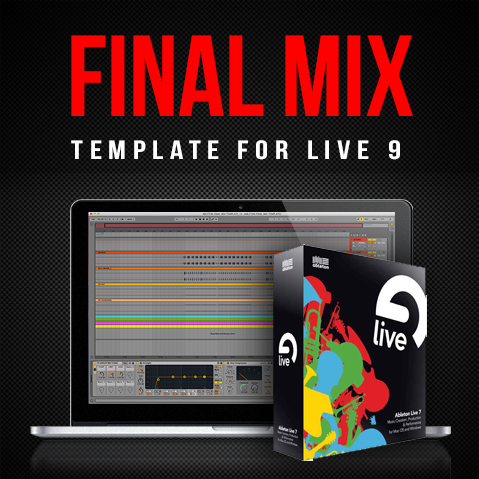 Ill.Methodology Ableton Final Mix Template
