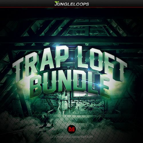 Jungle Loops Trap Loft Bundle WAV MiDi