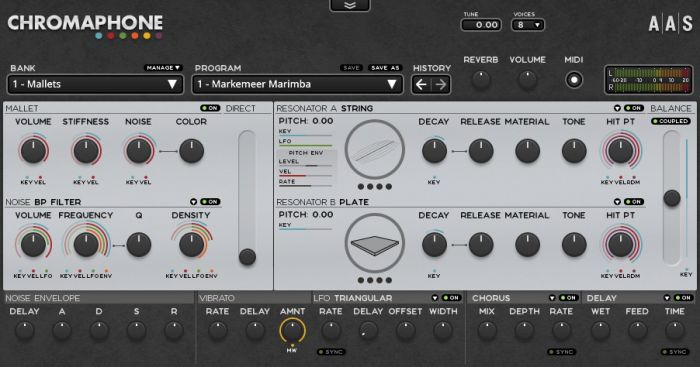 Applied Acoustics Chromaphone v1.0.6 WIN/OSX Incl Keygen-AiR