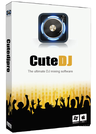 CuteDJ v4.3.0 Cracked-F4CG