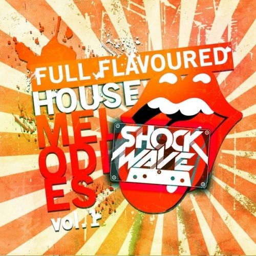 Shockwave Full Flavoured House Melodies Vol.1 MiDi-MAGNETRiXX