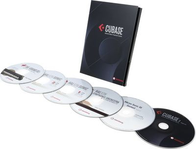 Steinberg Cubase v7.5.0 WIN x64 Incl Keygen iNTERNAL-AiR