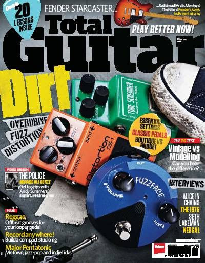 Total Guitar - March 2014