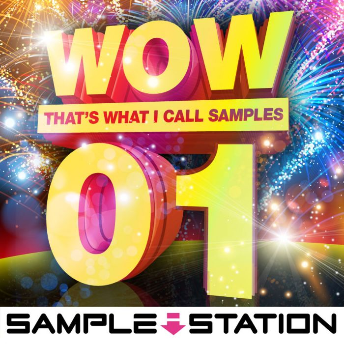 Sample Station Wow EDM Samples WAV-MAGNETRiXX