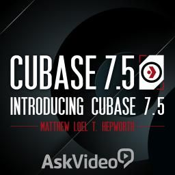 Ask Video Cubase7.5 Introducing Cubase 7.5 TUTORiAL-MAGNETRiXX