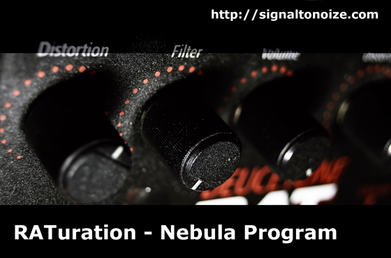 Signaltonoize STN RATuration For Nebula 3-MAGNETRiXX