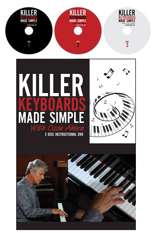 Learn Keys with Ozzie Ahlers Killer Keyboards Made Simple TUTORiAL-MAGNETRiXX