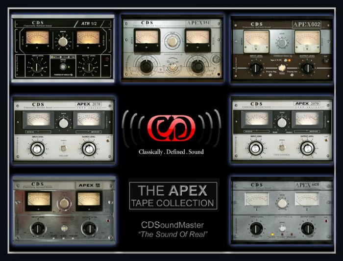CDSoundMaster The Apex Tape Collection for Nebula Pro-MAGNETRiXX