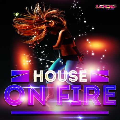 Loop Mart House on Fire WAV MiDi-MAGNETRiXX