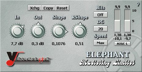 Voxengo Elephant v3.11.Incl.Keygen WiN/MAC-R2R