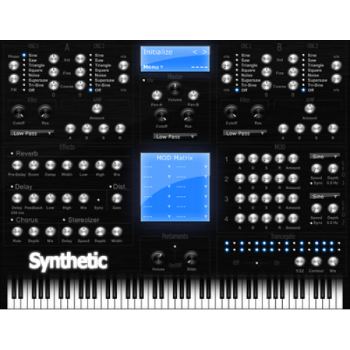 SBAudio Synthetic v1.1.0-R2R