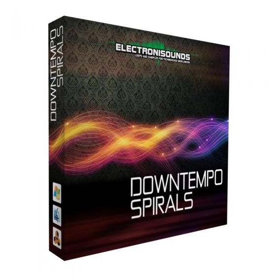 Electronisounds Downtempo Spirals MULTiFORMAT DVDR-DYNAMiCS