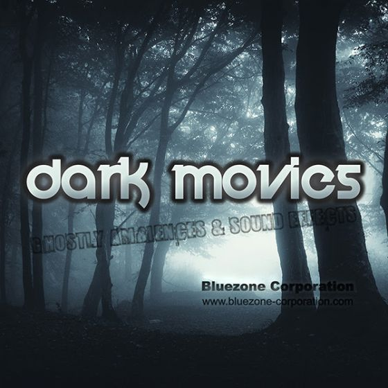 Bluezone Corporation Dark Movies Ghostly Ambiences and Sound Effects WAV-MAGNETRiXX