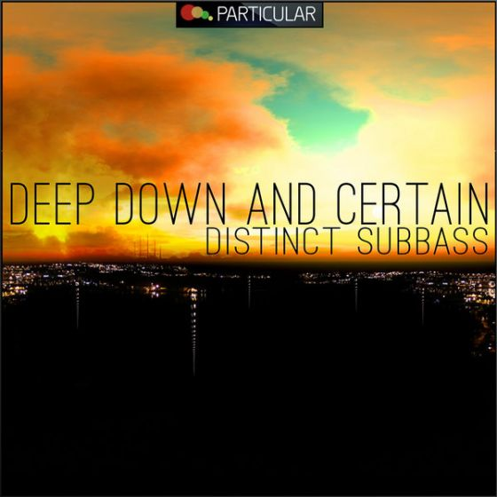 Particular Deep Down And Certain Distinct Subbass WAV-MAGNETRiXX