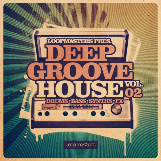 Loopmasters Deep Groove House Vol.2 MULTiFORMAT