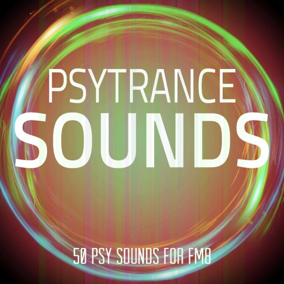 ADSR Sounds PsyTrance Sounds for NI FM8-MAGNETRiXX