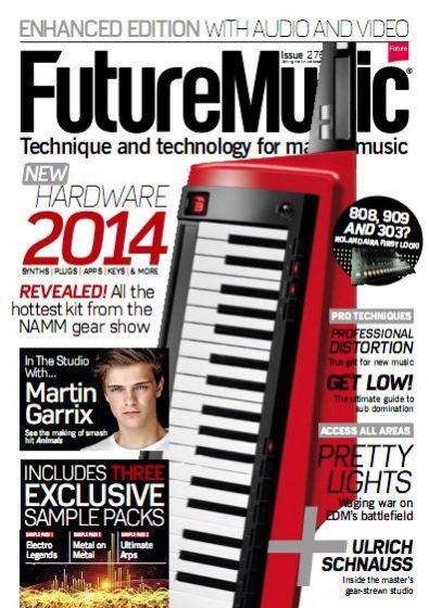 Future Music - March 2014