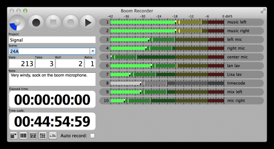 Boom Recorder Pro v8.3.0 FINAL MacOSX Incl Keymaker-CORE