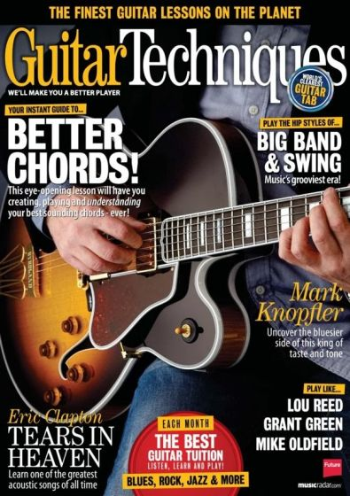 Guitar Techniques - March 2014