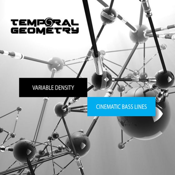 Temporal Geometry Variable Density Cinematic Bass Lines WAV-MAGNETRiXX