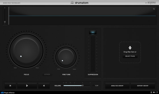 Accusonus Drumatom v1.0 PB1.Incl Patched and Keygen WiN/MAC-R2R