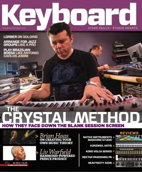 Keyboard Magazine - March 2014