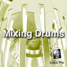 WeMakeDanceMusic - Mixing Drums Logic Pro X Template