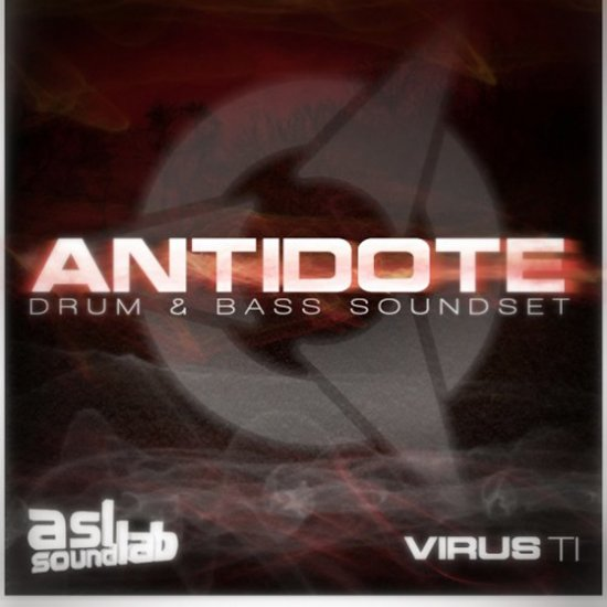 ASL Soundlab - Antidote Soundset for Access Virus TI