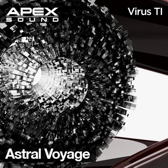 Aiyn Zahev - Astral Voyage Vol 1 For Access Virus TI