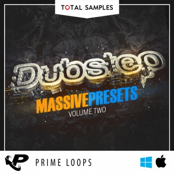 Total Samples Total Dubstep Vol 2  Massive Presets