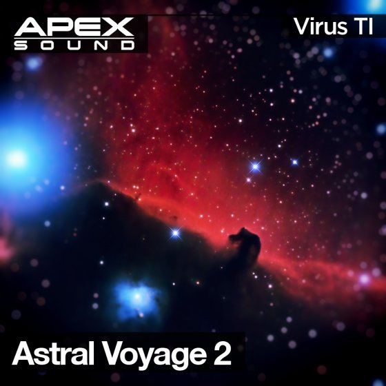 Aiyn Zahev - Astral Voyage Vol 2 For Access Virus TI