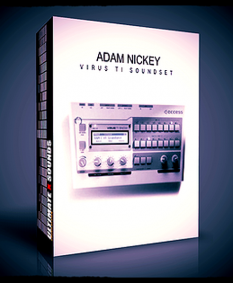 Ultimate X Sounds - Adam Nickey Presents Club X Sounds Vol 1 for Access Virus